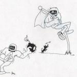 American footbal cartoon 4