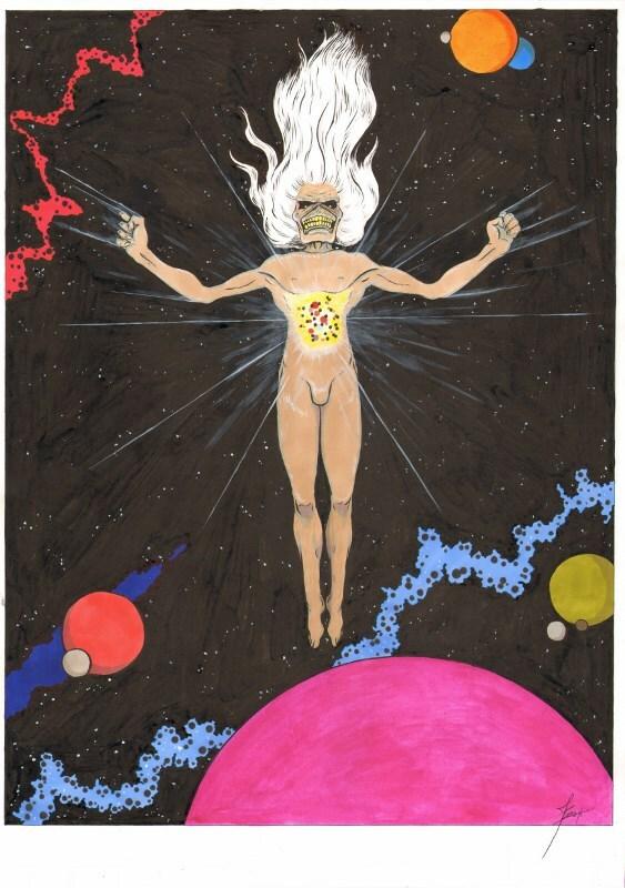 Cosmic Eddie