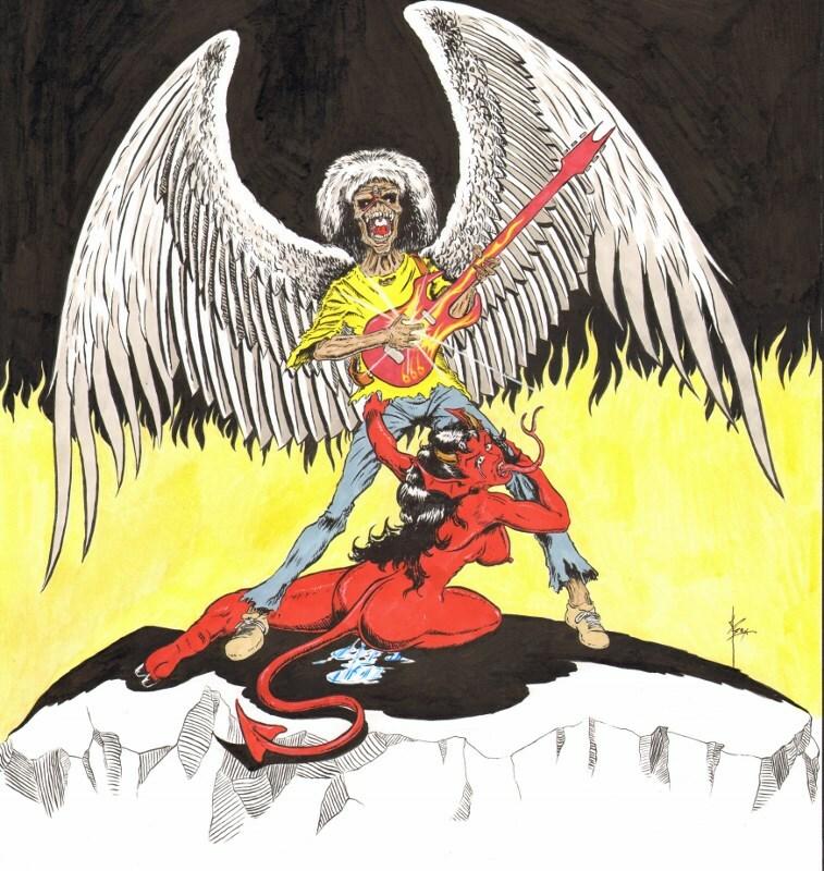 Heavy Metal Angel