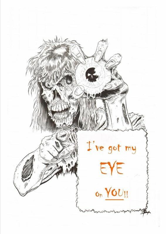 I've got my eye on you!!
