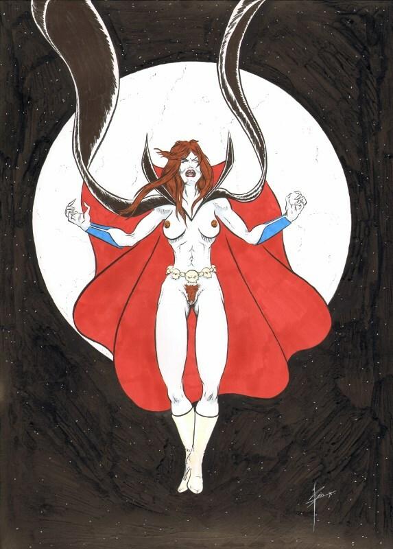 Karma the Vampire