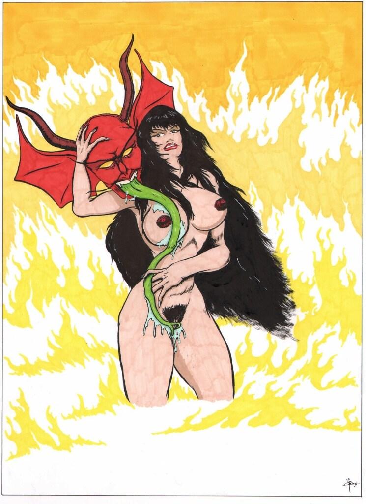 Lucifera mistress of the Devil 1