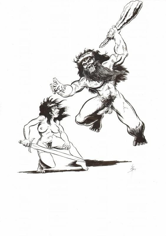 Nara vs Korg the wild one