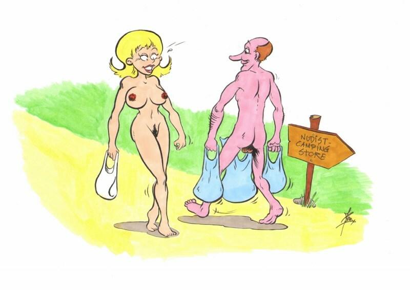 Nudist Joke 4