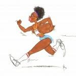 Running Caracter