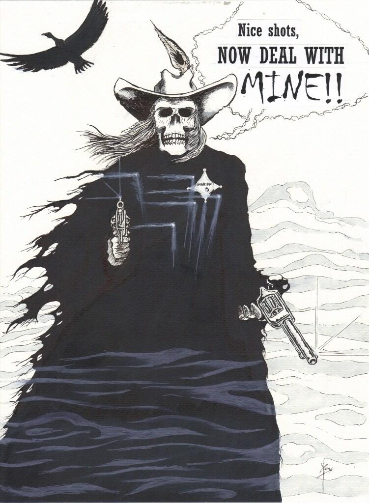 Sheriff Death 2