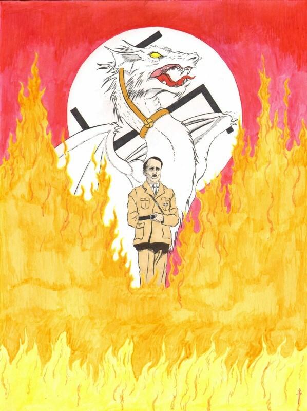 The Nazi Dragon